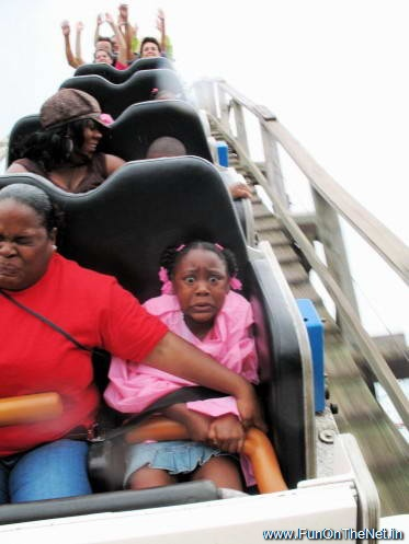 horrible roller coaster